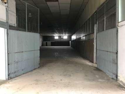 Nave industrial en alquiler en Alicante