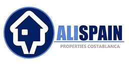 logo Inmobiliaria Alispain Properties Costablanca