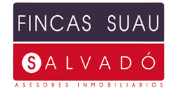 logo Inmobiliaria Fincas SUAU-SALVADO