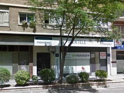 Locales comerciales en venta en Zaragoza