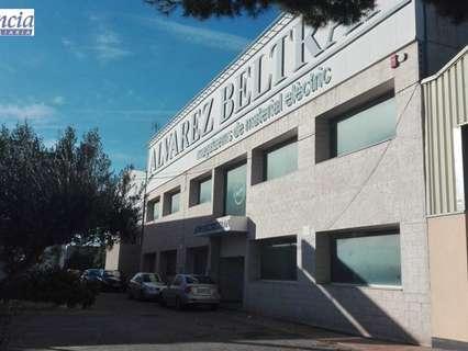 Nave industrial en venta en Sagunto/Sagunt
