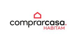 logo Inmobiliaria Comprarcasa Habitam