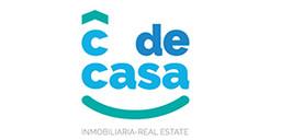 logo Inmobiliaria C de Casa