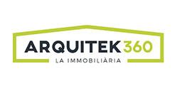 logo Inmobiliaria ARQUITEK 360