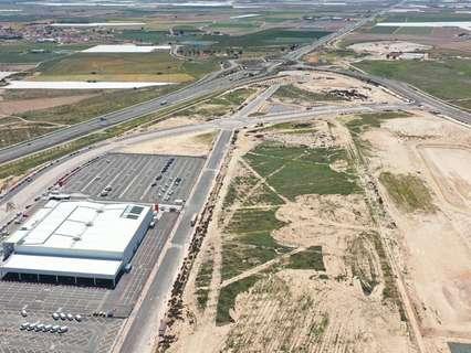 Parcelas industriales en venta en Murcia