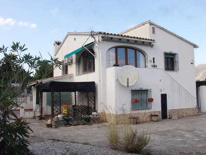 Villas en venta en Xaló
