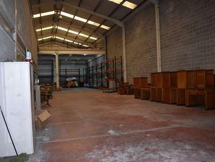 Nave industrial en venta en Camargo