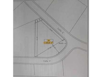 Parcela en venta en Jávea/Xàbia