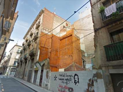 Parcela urbana en venta en Reus