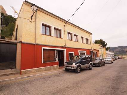 Casas en venta en Castalla