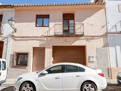 Casa en venta en Benissa