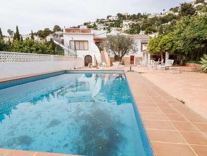 Villa en venta en Benissa zona Costa