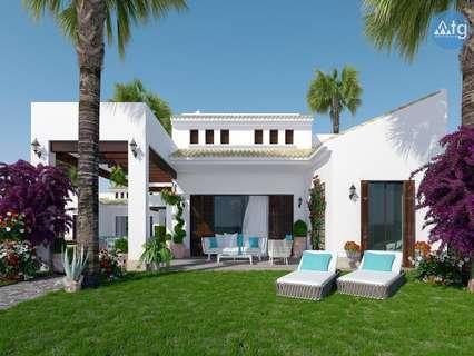 Villas en venta en Algorfa