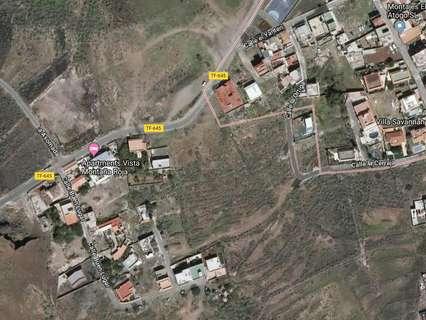 Parcelas urbanizables en venta en Granadilla de Abona